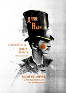 Annie Exhibition Poster